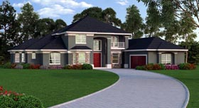 House Plan 63382