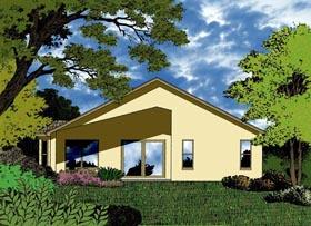 House Plan 63386