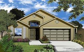 House Plan 63387