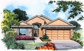 House Plan 63388