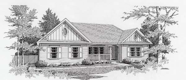 House Plan 63501