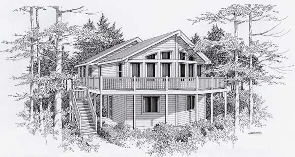 House Plan 63503
