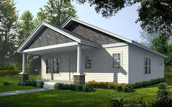 House Plan 63505