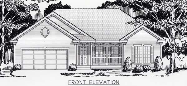 House Plan 63506