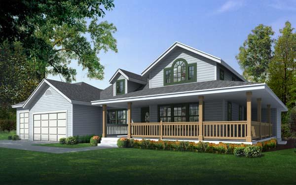 House Plan 63510