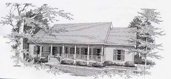 House Plan 63511