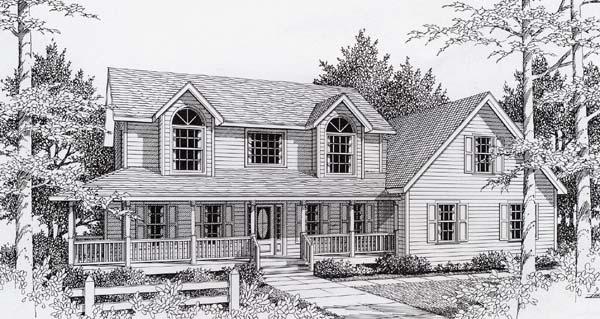 House Plan 63516