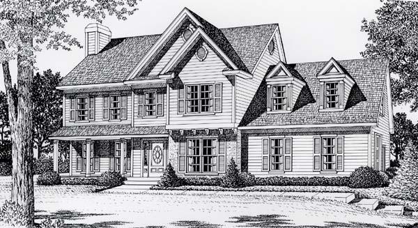 House Plan 63520