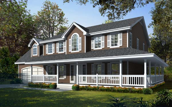 House Plan 63523