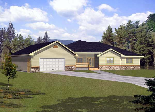 House Plan 63532