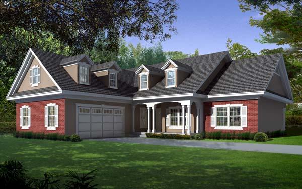 House Plan 63533