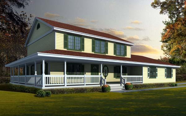 House Plan 63534