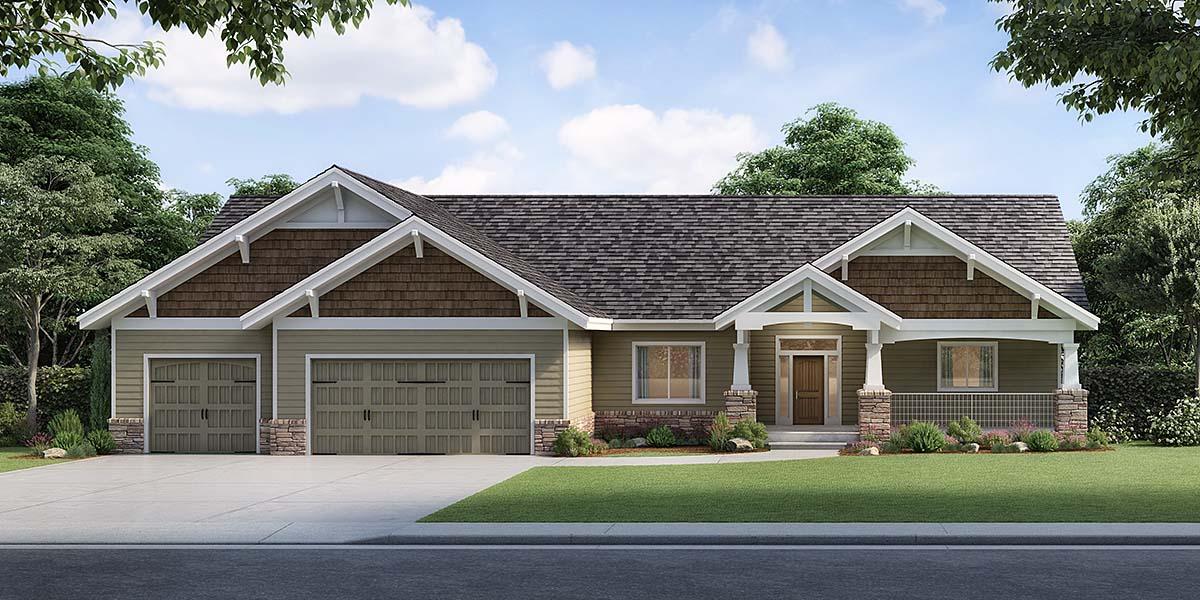 House Plan 63558