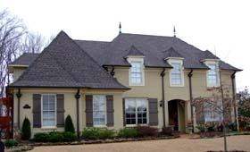 House Plan 63708