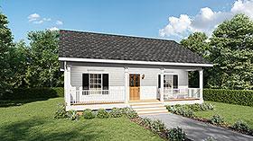 House Plan 64505