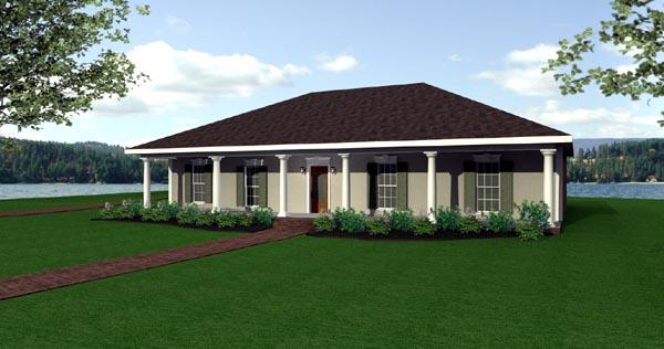 House Plan 64516