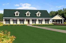 House Plan 64536