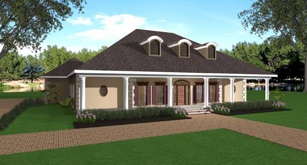 House Plan 64546