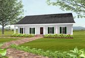 House Plan 64551