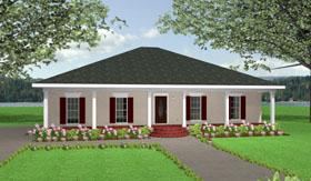 House Plan 64552