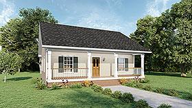 House Plan 64556