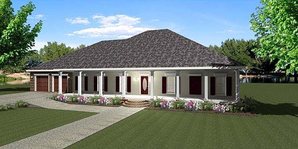 House Plan 64572