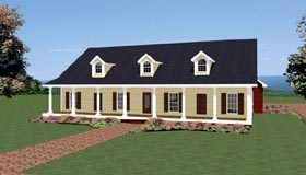 House Plan 64585
