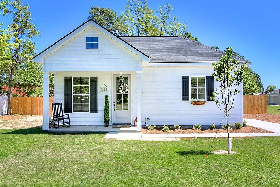 House Plan 64597