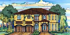 House Plan 64600