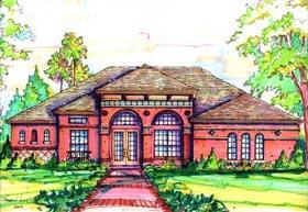 House Plan 64609