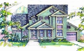 House Plan 64612