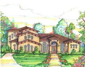 House Plan 64642