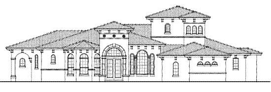 House Plan 64645