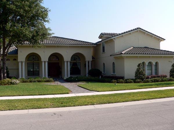Florida Mediterranean House Plan 64651 Elevation