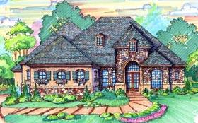 House Plan 64657
