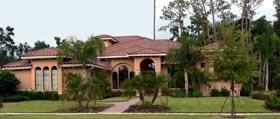 Florida Mediterranean House Plan 64660 Elevation