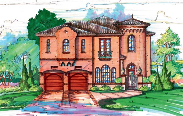 House Plan 64667