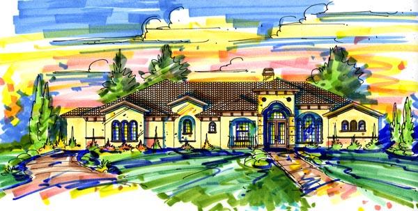 House Plan 64681