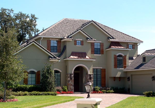House Plan 64684 | Traditional Style Plan with 4185 Sq Ft, 5 Bedrooms, 5 Bathrooms, 3 Car Garage