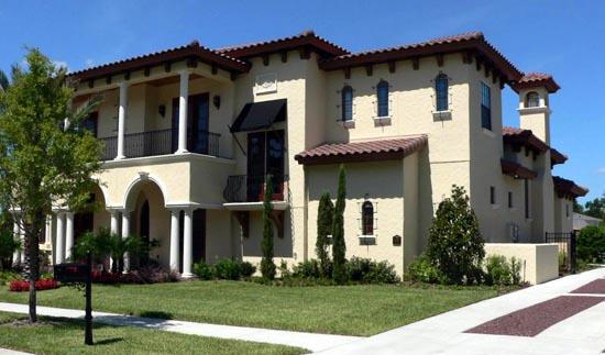Mediterranean House Plan 64694 Elevation