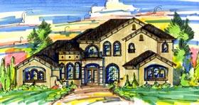 House Plan 64708