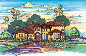 House Plan 64713