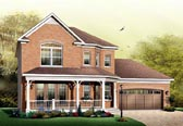 Plan Number 64801 - 1674 Square Feet