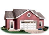 Garage Plan 64871