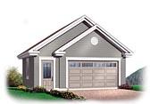 Garage Plan 64873