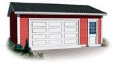 Garage Plan 64876