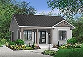 House Plan 64885