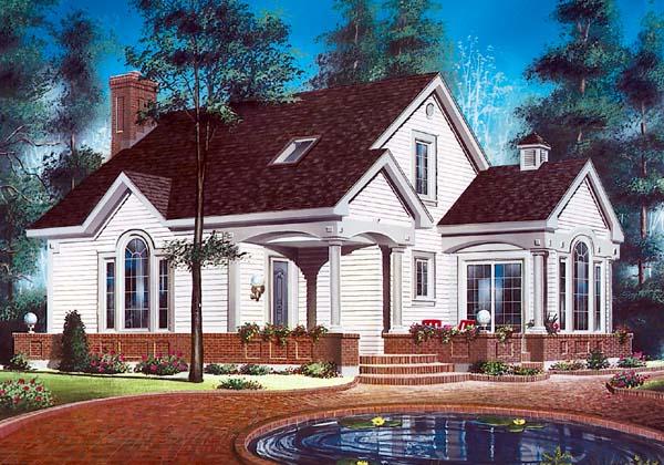 House Plan 64932