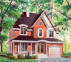 House Plan 64975
