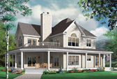 House Plan 64980